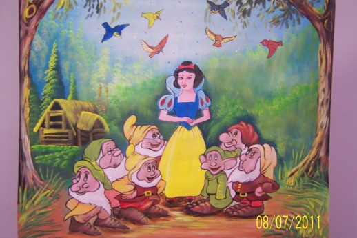 Snowwhite & the 7 Duarfs