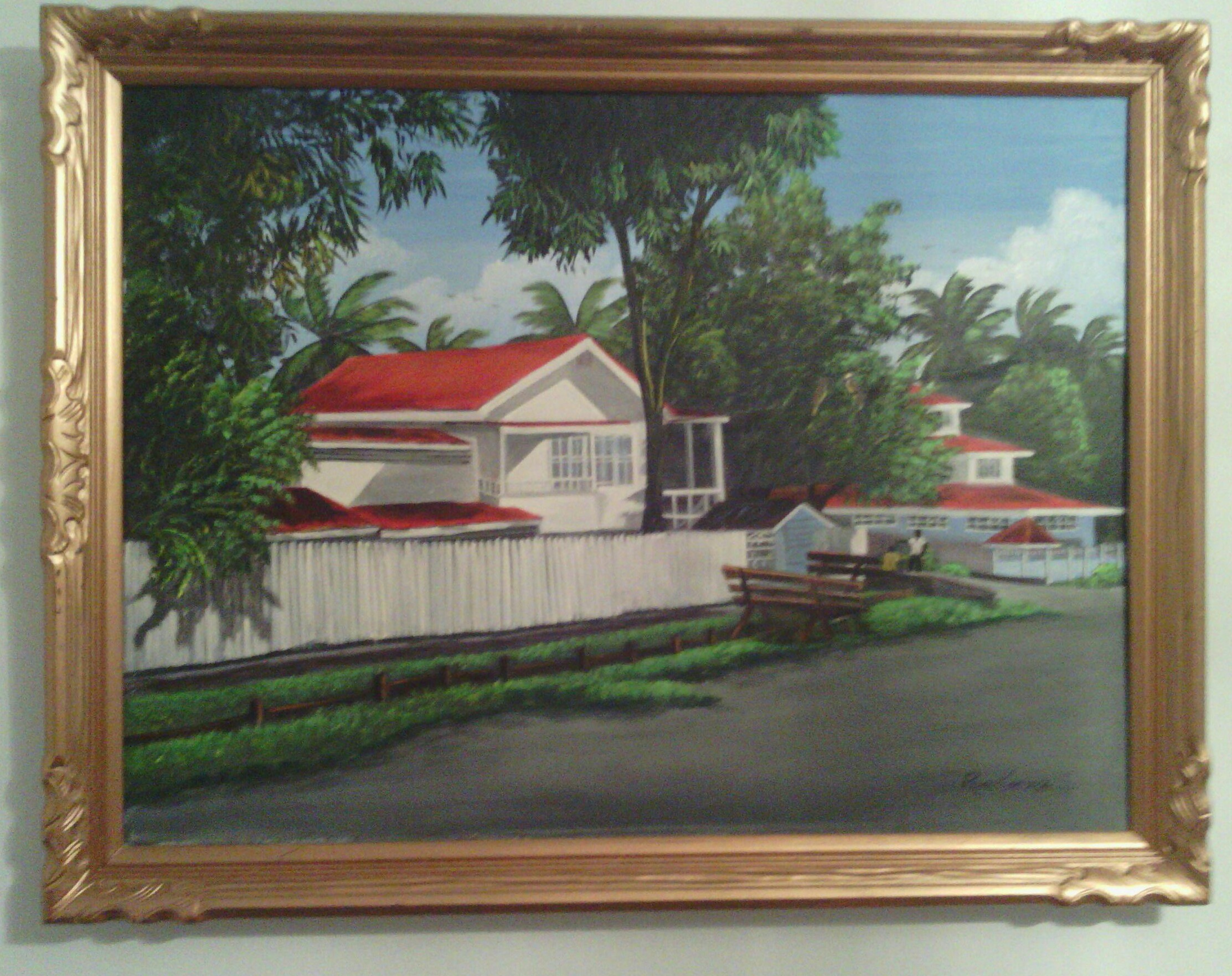 Home in Guyana