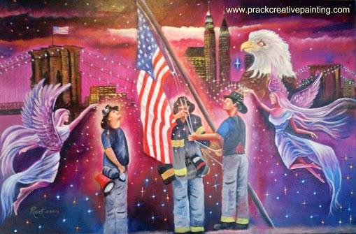 Fireman's Blessings