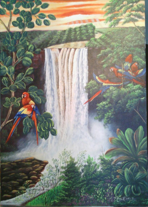 Kaieteur Falls ...Guyana